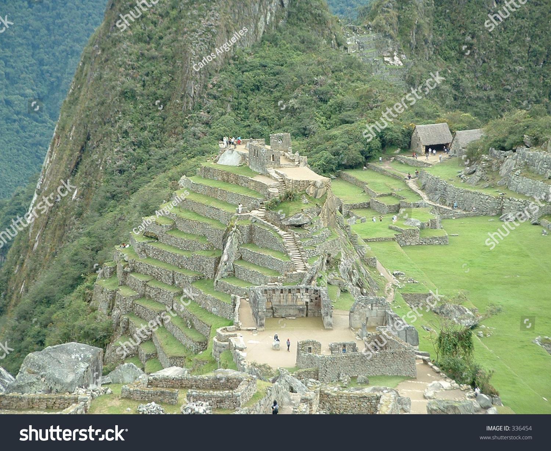 Machu Picchu Stock Photo Shutterstock