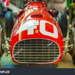 Maranello Italy April 30 2014 Closeup Stock Photo Edit Now 215847262