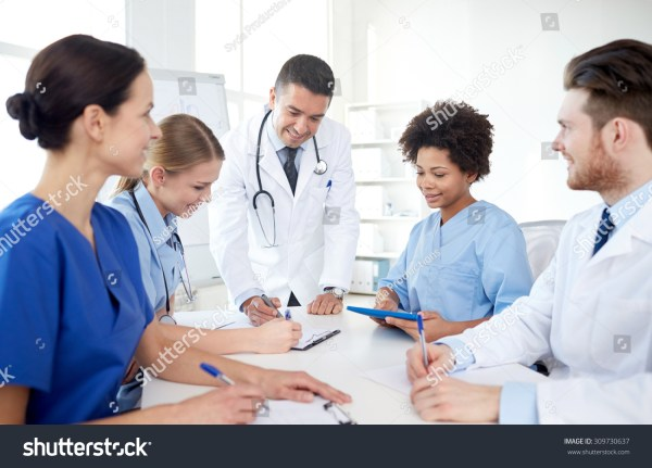 Medical Education Health Care People Medicine Stock