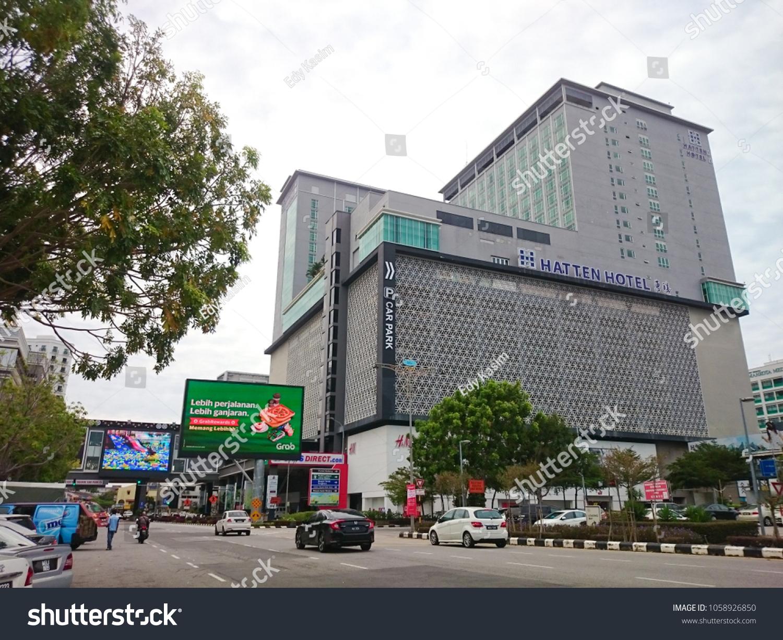Melaka Malaysia March 13 2018 View Stock Photo Edit Now