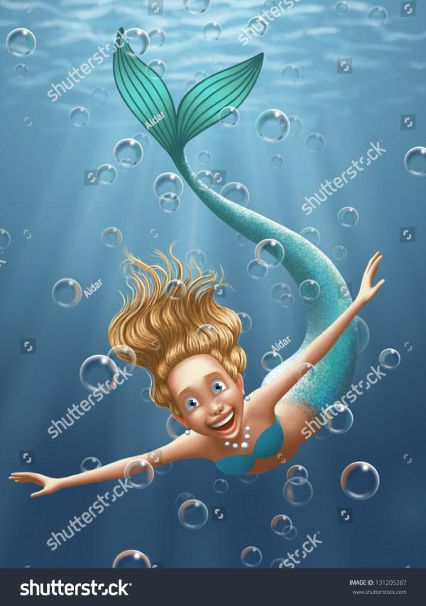 Mermaid Stock 131205287 Shutterstock