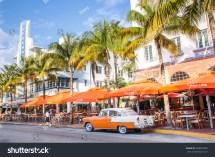 Art Deco Miami South Beach Historic District