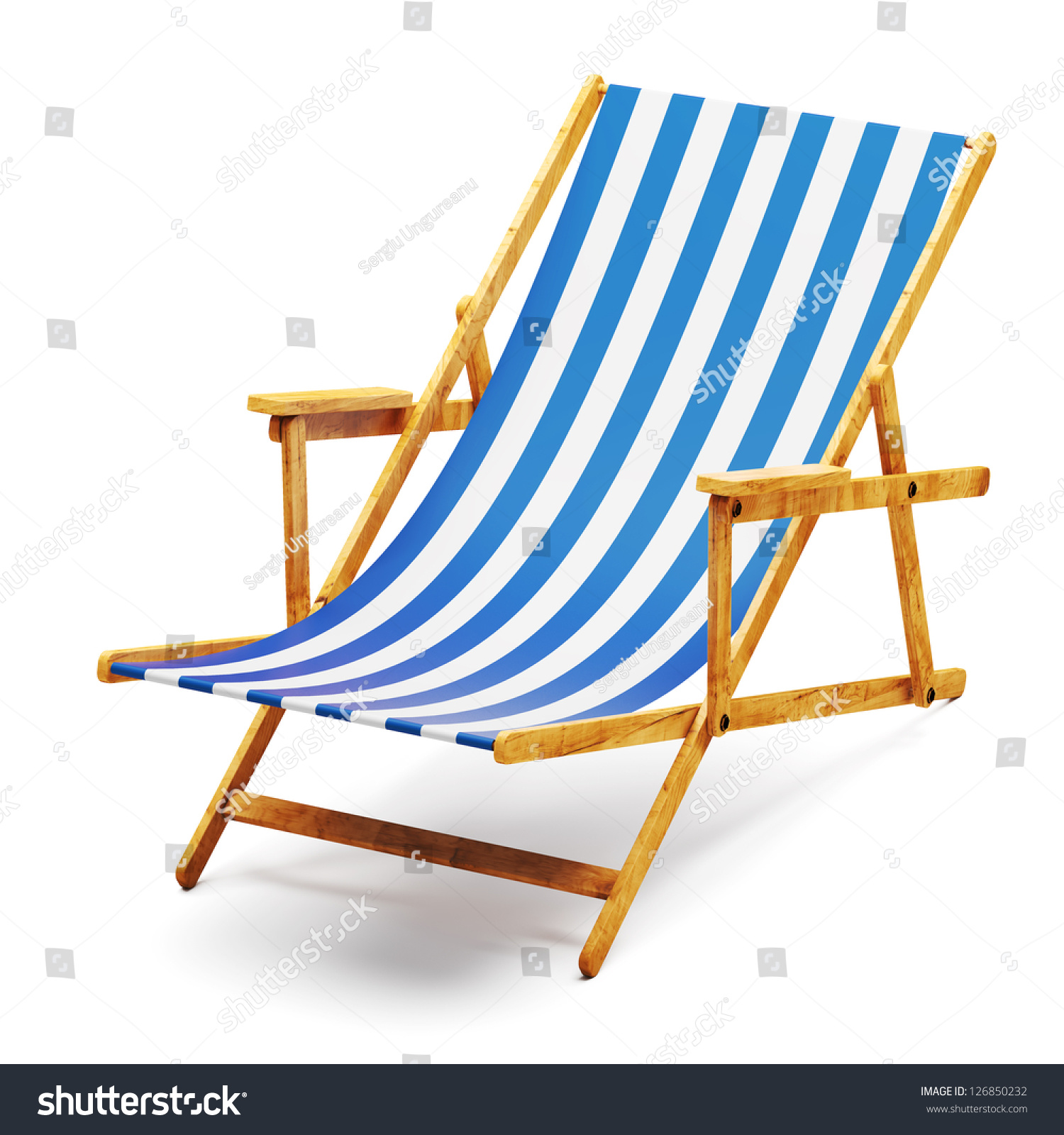 lounge chair towel clips office arms modern beach stock illustration 126850232 shutterstock