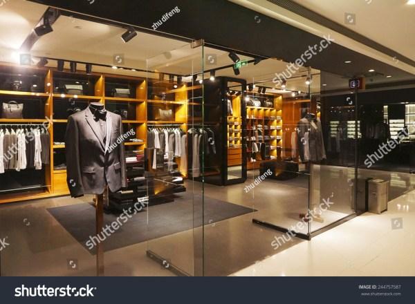 Modern Storefront Design