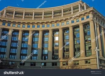 greek modern architecture building shutterstock