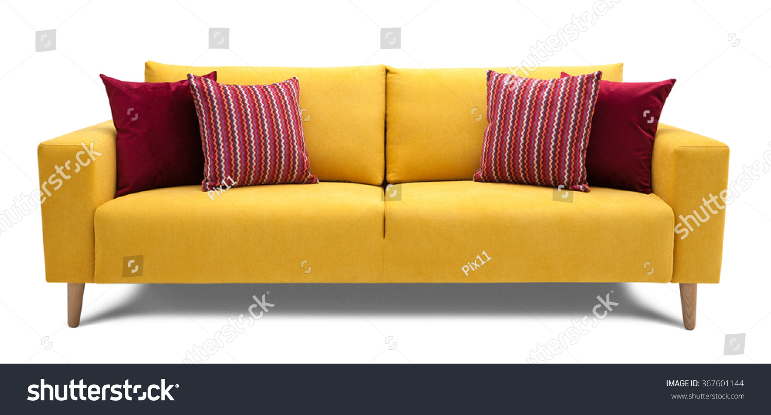 contemporary scandinavian sofa bed universal sectional slipcovers modern stock photo 367601144 shutterstock