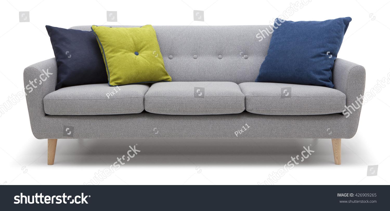 Modern Sofa Stock Photo Edit Now 426909265
