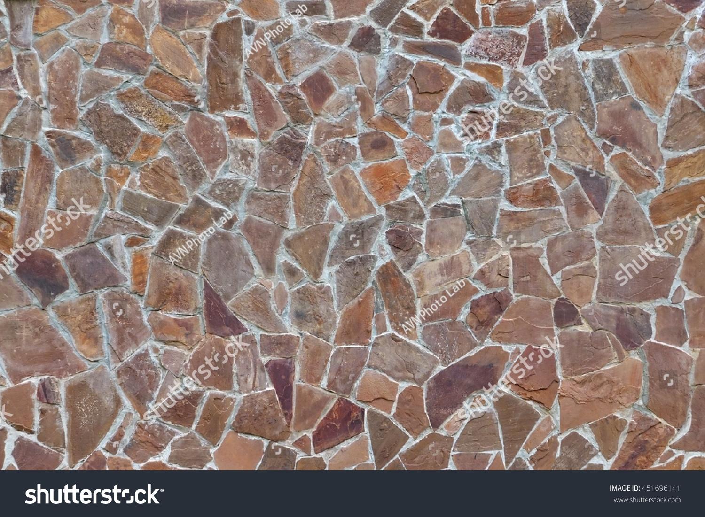 https www shutterstock com image photo modern stone wall patio floor random 451696141
