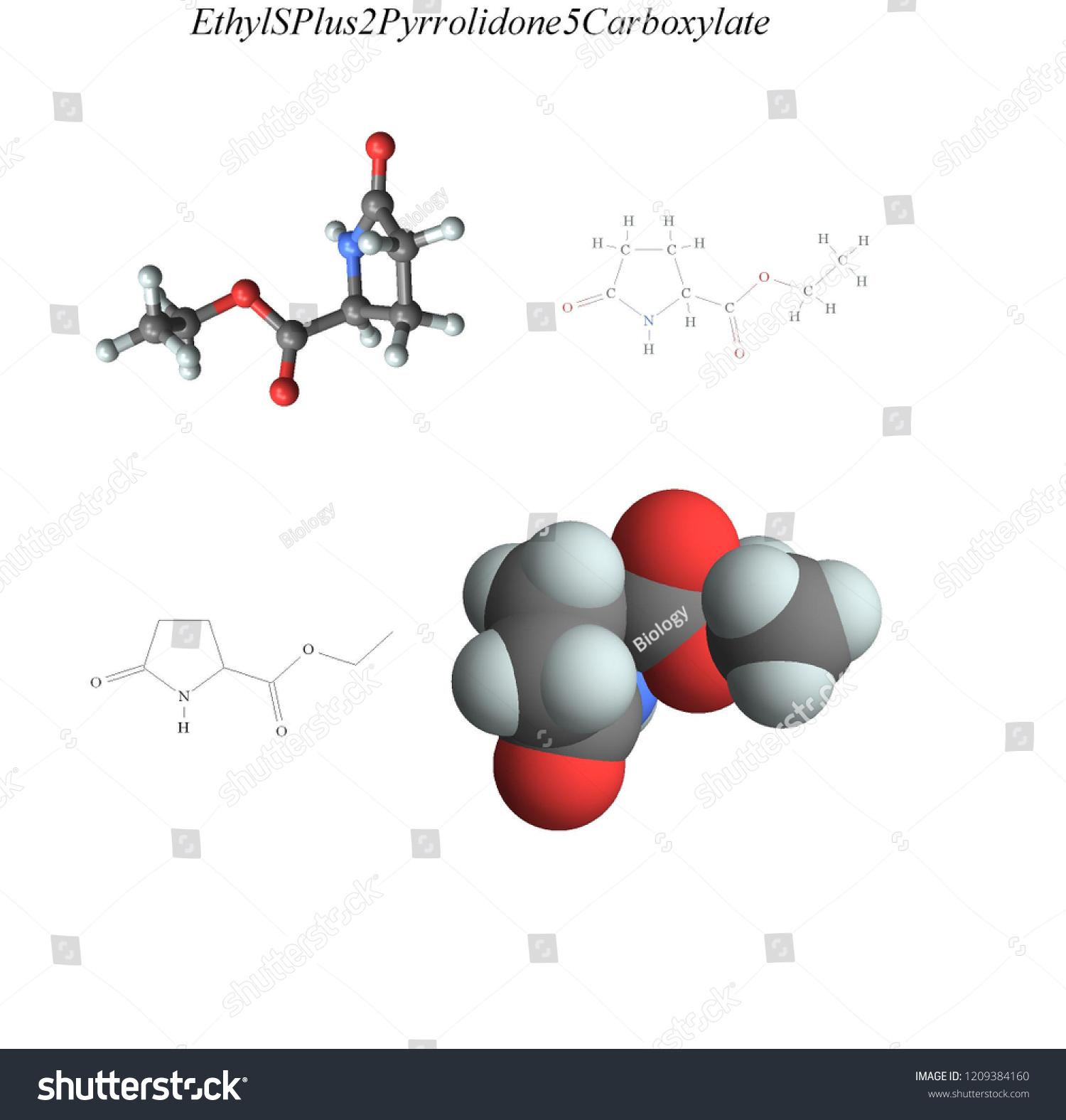 hight resolution of molecular structure 3d molecular plot and structure diagram amino acid derivatives