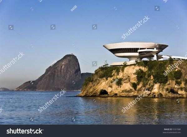 Museum of Modern Art Rio De Janeiro Brazil