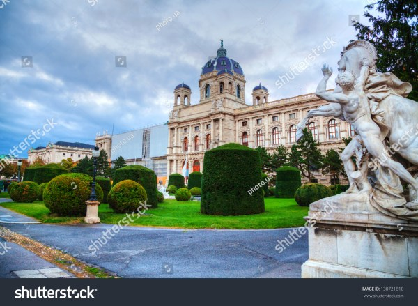 Museum Of Natural History In Vienna Austria