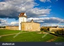Narva Castle Stock 168868466 Shutterstock