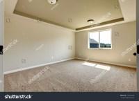 New Empty Room Beige Carpet New Stock Photo 150703400 ...