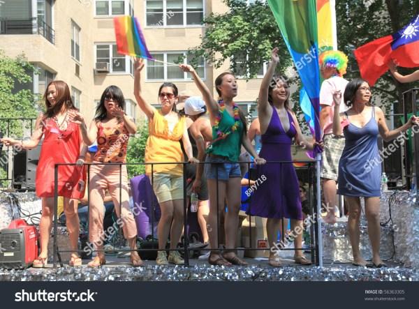 York City June 27 Nyc Stock 56363305 - Shutterstock