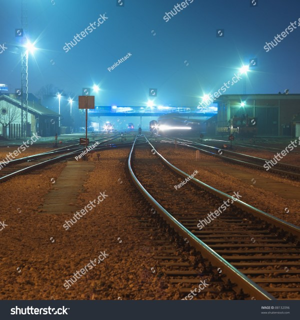 Track Train Station Images