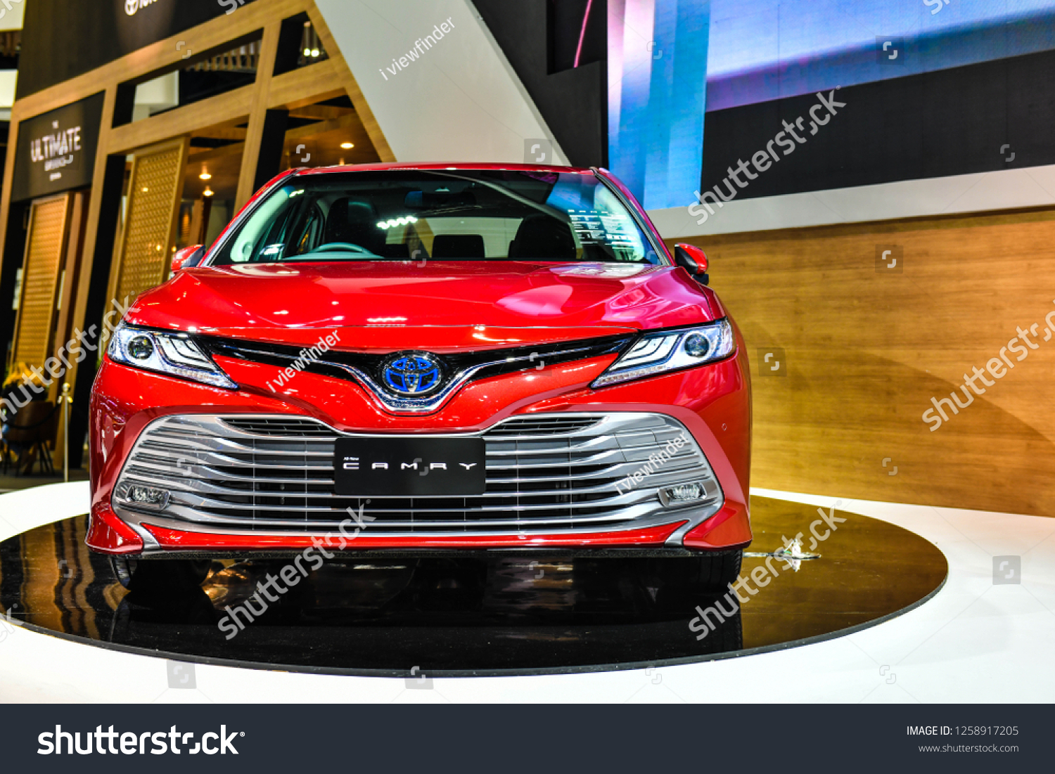 all new camry thailand oli mesin grand veloz nonthaburi november 282018 toyota stock photo 28 2018 2019 on