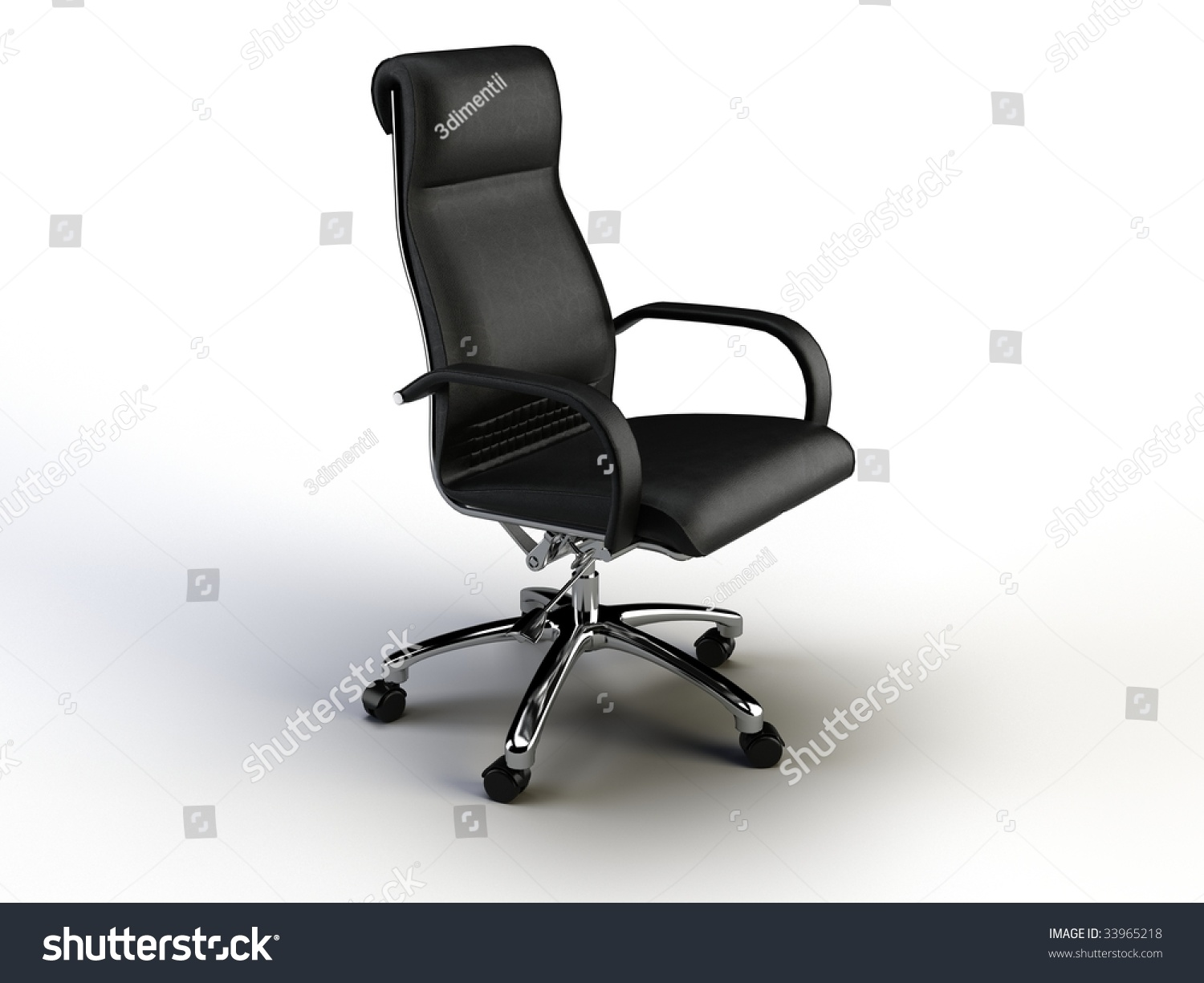 office chair illustration bar stool seat covers on white background stock