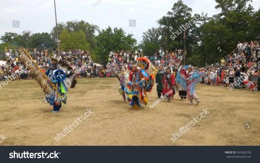 Ohsweken Ontario Canada July 24 2016 Stock Photo 563456728 ...