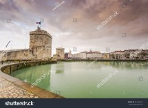 Fort Towers La Rochelle France Stock 561365473