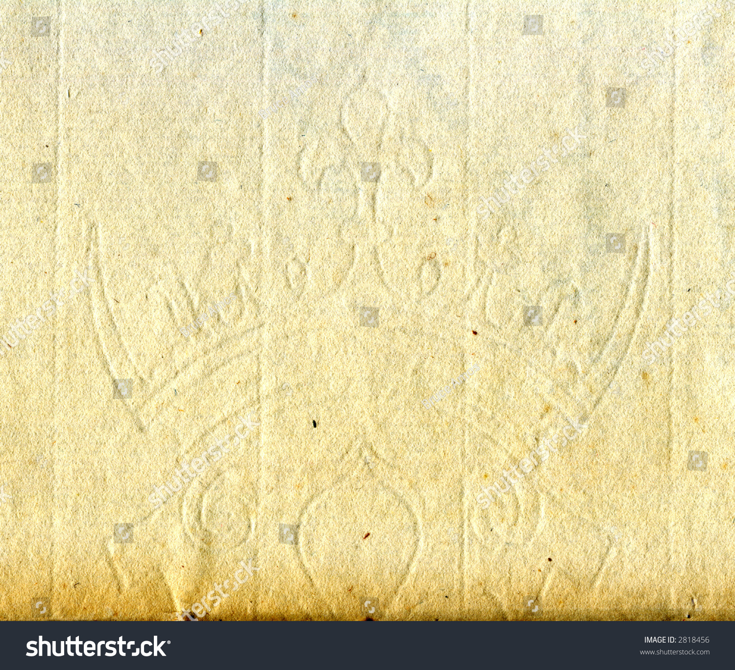 Old Grunge Paper With Royal Watermark Stock Photo 2818456 : Shutterstock