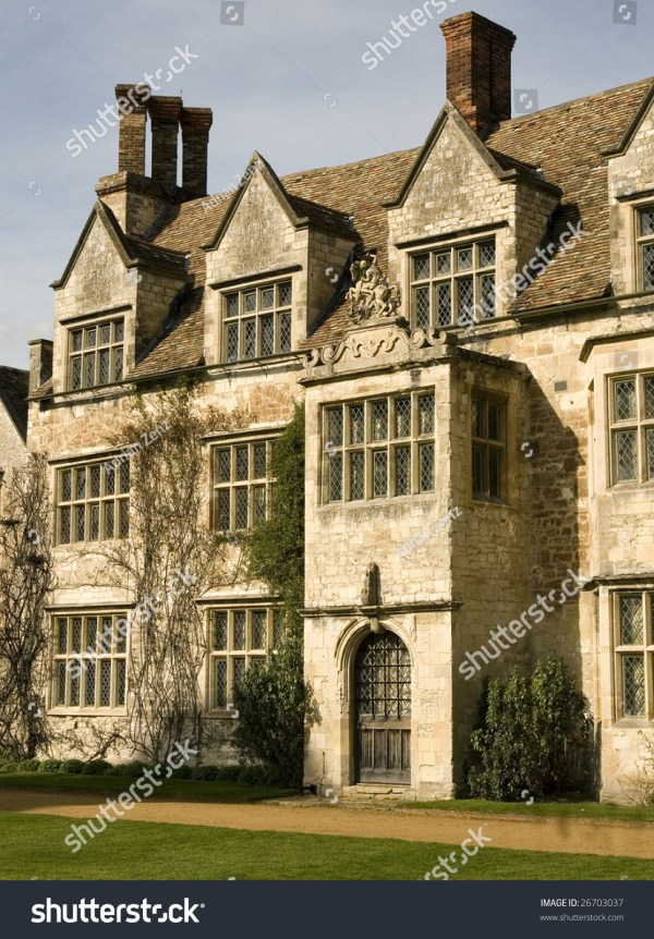 Oldest Manor House In England - Year of Clean Water