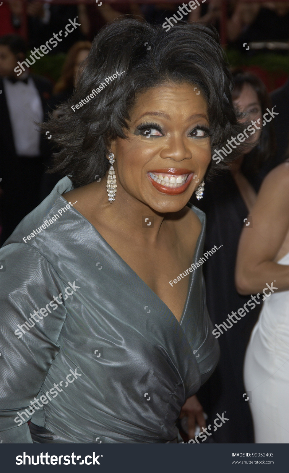 Oprah Winfrey At The 76th Annual Academy Awards In Hollywood. February 29, 2004 Stock Photo 99052403 : Shutterstock