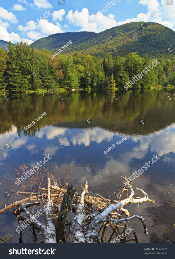 Adirondack High Peaks Mountain