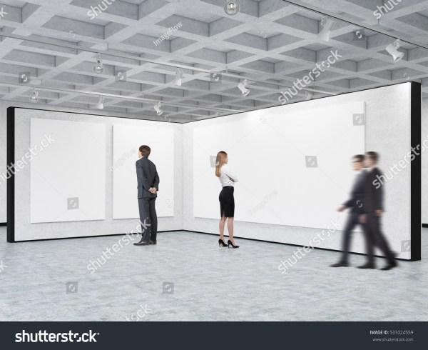 People Hanging On Walls