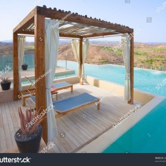 Folding Chairs For Less Disney Minnie Mouse Sofa Chair Pergola Luxury Outdoor Pool Spa Stock Photo 38549170 - Shutterstock