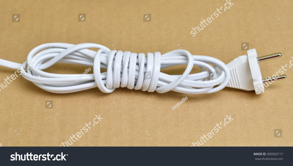 medium resolution of plugged in electric devices in an extension cord