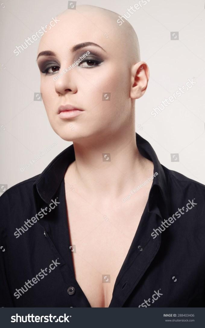Female Skinhead Makeup Hairsjdi