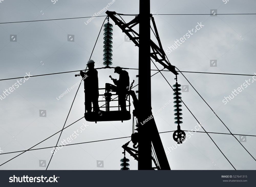 medium resolution of power line support insulators and wires appearance of a design assembly and installation