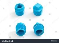 Pvc Pipe Fitting Stock Photo 366194513 : Shutterstock