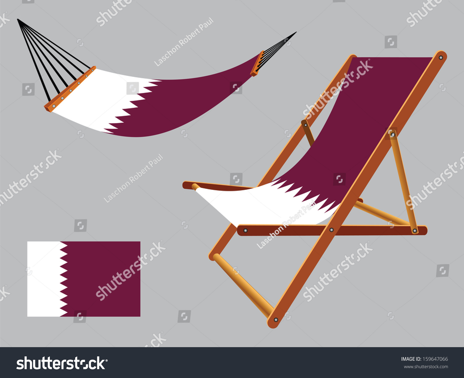 hanging chair qatar diy stand hammock and deck set against gray background