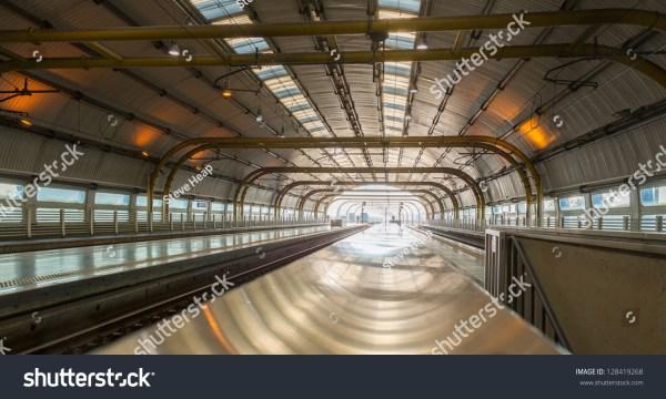 Railway Station Rome Fiumicino Airport Leonardo