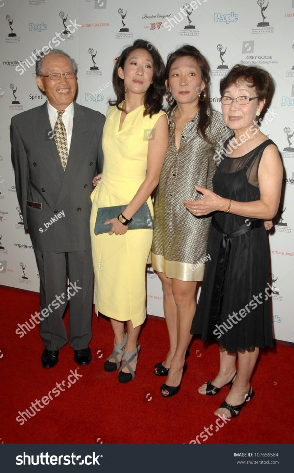 Sandra Family 60th Primetime Emmy Stock 107655584 - Shutterstock