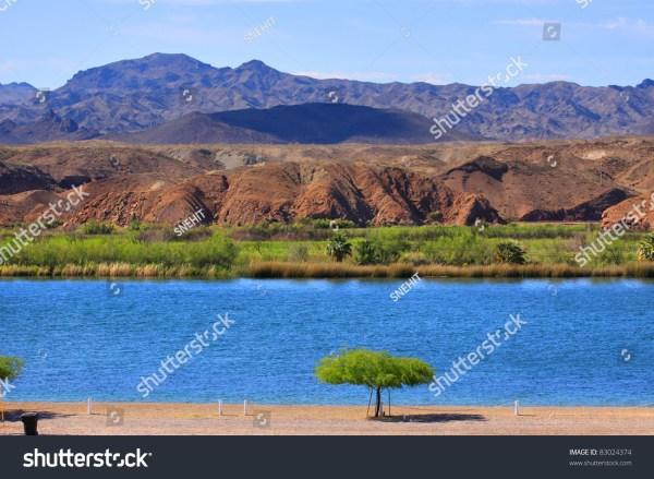 scenic landscape lake havasu city