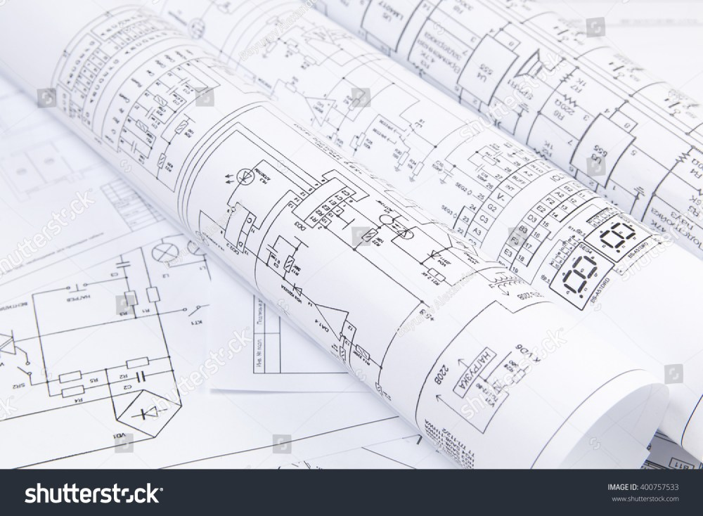 medium resolution of science technology and electronics electrical engineering drawings printing scientific development