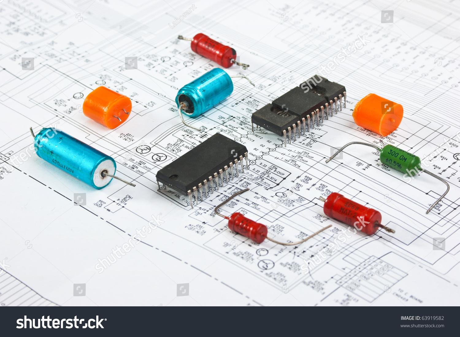 hight resolution of silicon chip on the wiring diagram