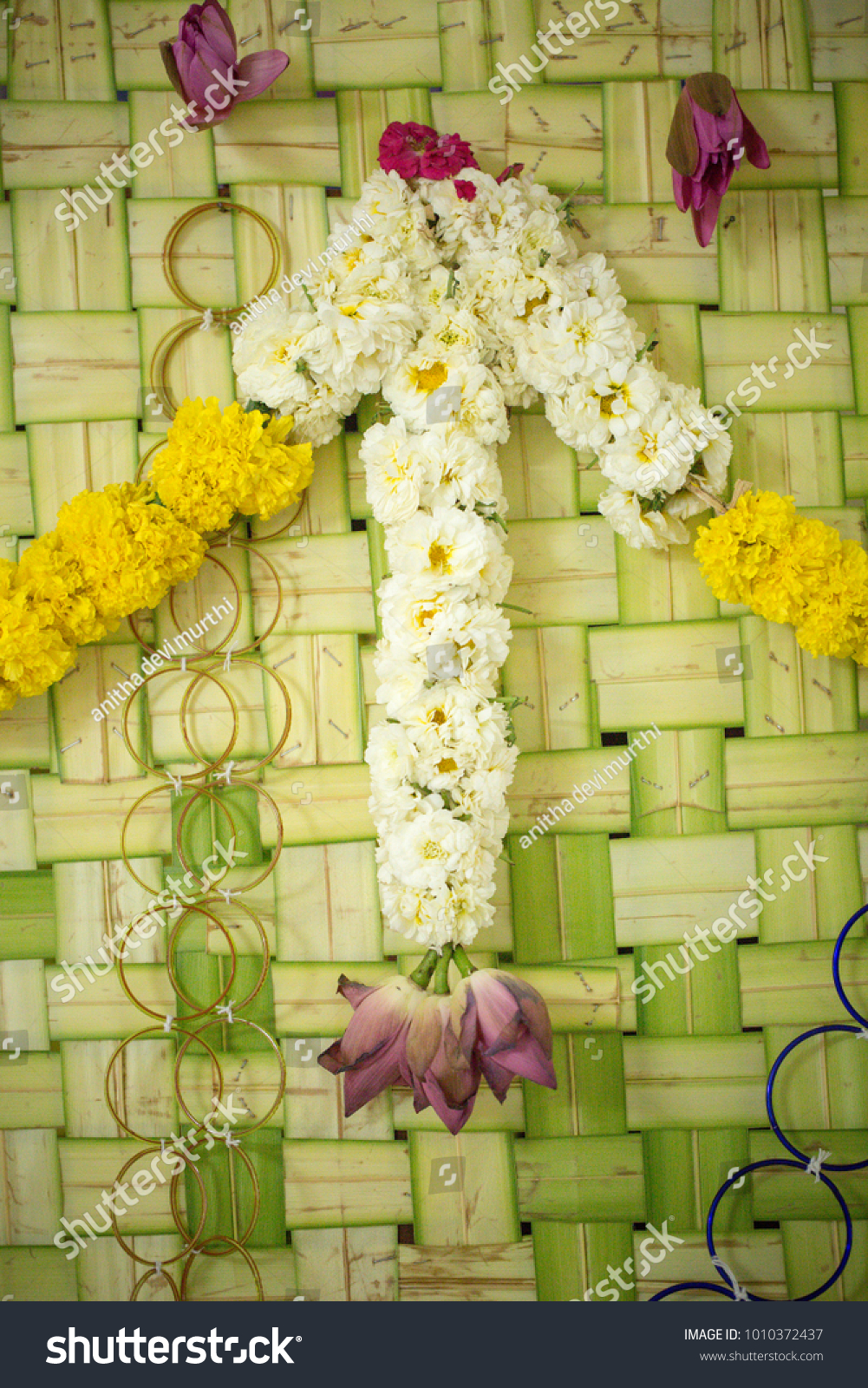 South Indian Baby Shower Decorations : south, indian, shower, decorations, South, Indian, Decoration, Shower, Festival, Stock, Photo, (Edit, 1010372437