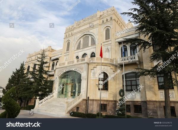 State Art Sculpture Museum Ankara Turkey Stock 555429673 - Shutterstock