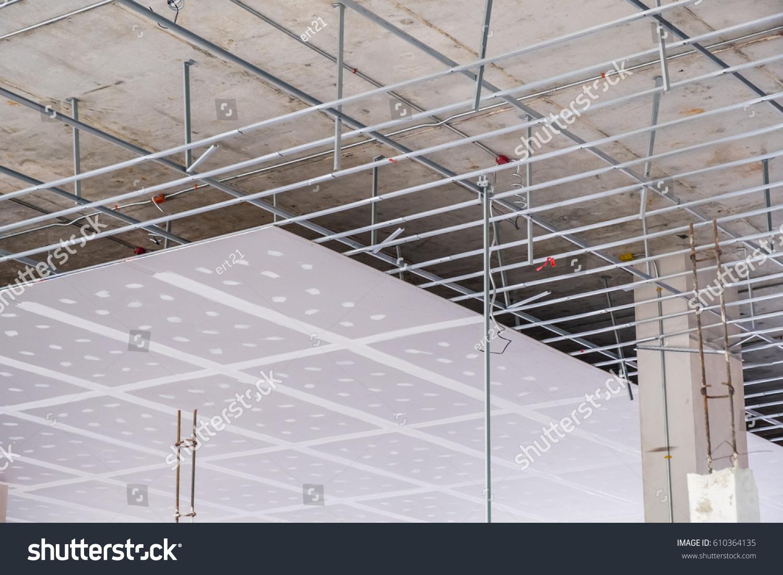 Gypsum Board Ceiling Installation Www Lightneasy Net