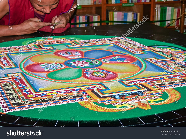 Tepoztlan Mexico May 31 2016 Tibetan Stock Photo 492626482 - Shutterstock