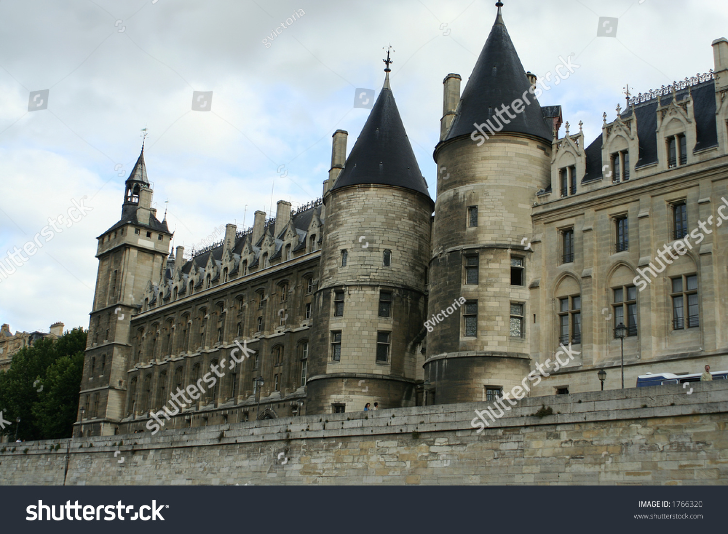The Concierge In Paris. France Stock Photo 1766320 : Shutterstock
