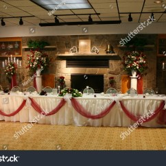 Chairs Wedding Poland Modern Chaise Lounge Living Room Head Table Reception Stock Photo 31011 Shutterstock