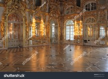 Inside Catherine Palace St. Petersburg