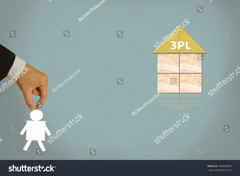 Third Party Logistics Stock Photo 358549874 : Shutterstock