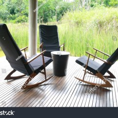 Swing Chair Thailand Swivel In Spanish Three Rocking Stock Photo 103191884 Shutterstock