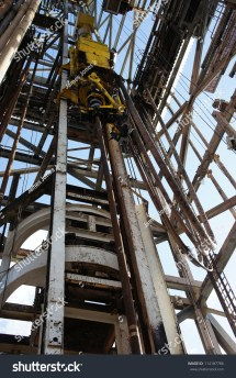 Top Drive Drilling Rig Drawing - Year of Clean Water