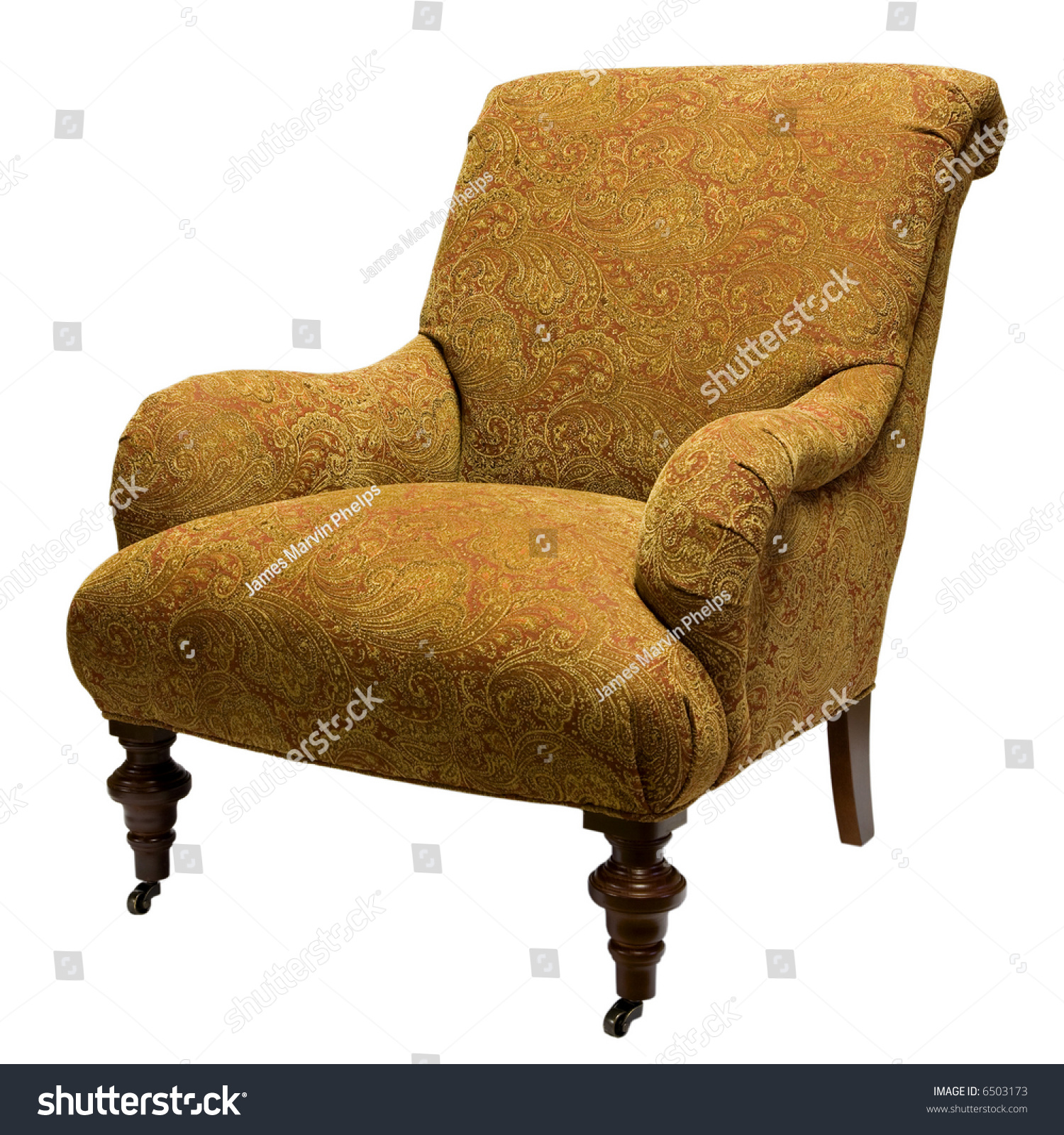 traditional occasional chairs chair with built in bookshelf style accent stock photo 6503173